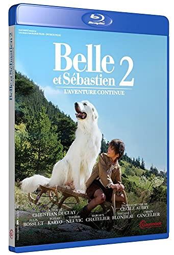 Belle et Sébastien 2 : L'aventure continue [Francia] [Blu-ray]