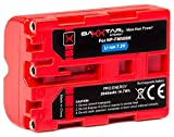 BAXXTAR Pro Energy compatible with Battery Sony NP-FM500H