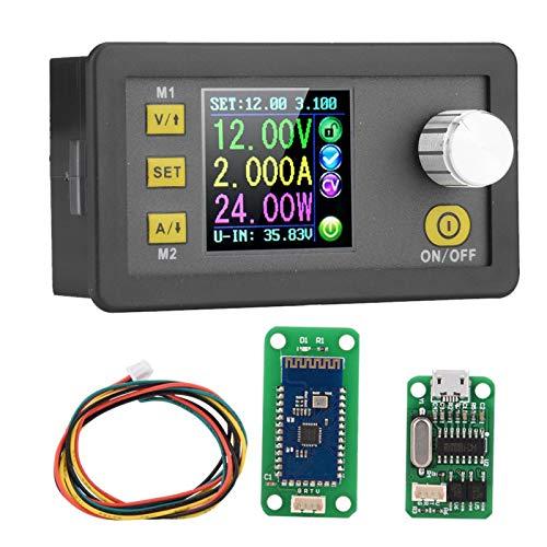 Módulo reductor, DPS3005/DPS5005 Versión de comunicación Convertidor reductor de voltaje de fuente de alimentación Buck(DPS5005-USB-BT)