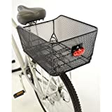 Best rear bicycle baskets 2019 - Top rear bicycle baskets reviews & buying guides