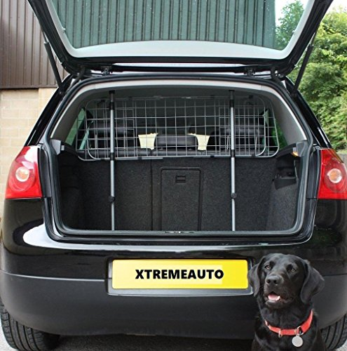 Price comparison product image XtremeAuto® Heavy Duty Mesh Dog Guard car van