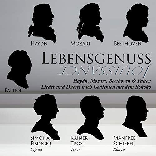 Simona Eisinger  , Rainer Trost & Manfred Schiebel