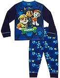 Paw Patrol–Pijama Niños de 3a 7años Nick Jr pijama Pjs W17azul Azul azul 4 años