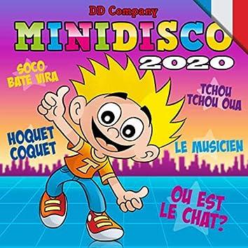 Minidisco 2020 - Français