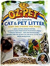 Oz-Pet All Natural Cat and Pet Litter 2 kg,