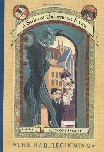 The Bad Beginning (A Series of Unfortunate Events)の詳細を見る