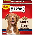 Milk-Bone 9-lb. Grain Free Dog Biscuits Box