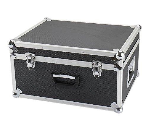 Maleta de transporte IQE-Storage TB-HS2, 2 tensores, protección de bordes, largo x ancho x alto:...