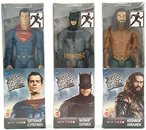 MATTEL S.r.l. Justice League Movie PERS.GG78-0
