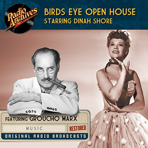 Couverture de Birds Eye Open House