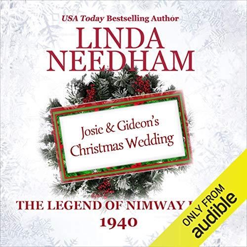 1940: Josie and Gideon's Christmas Wedding cover art