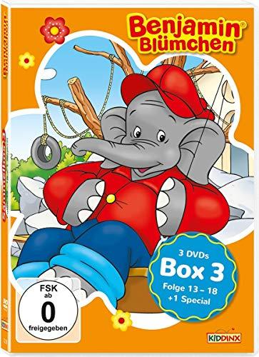 Benjamin Blümchen - Box 3 [3 DVDs]