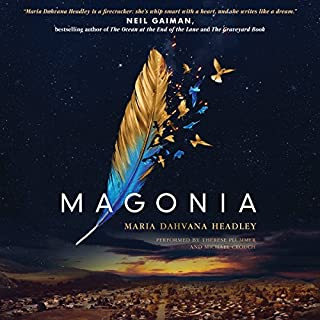 Magonia cover art