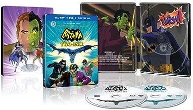 Best batman vs two face blu ray steelbook Reviews