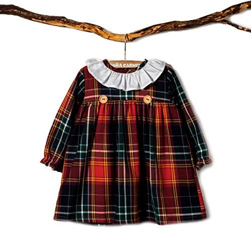 Doña Carmen Baby & Kids 1970 jurk Iris