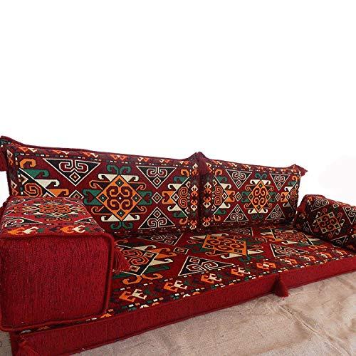 Spirit Home Interiors Bodensessel | Boden Sitz Sofa | Boden Couch | Ecksofa | Eckcouch | Schlafsofa | Qualität Sofa
