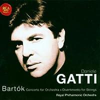 Concerto for Orchestra / Divertimento for Strings by Gatti