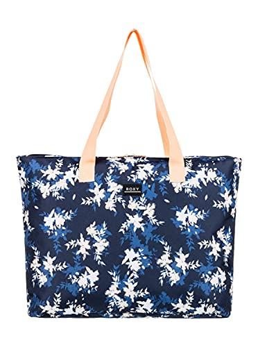 ROXY Wildflower - Tote Bag - Shopper - Frauen - ONE SIZE - Blau
