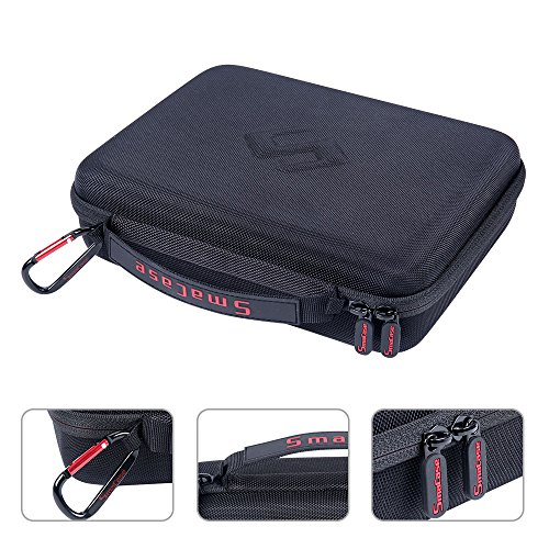Smatree Carry Case Compatible for DJI Tello Drone with 4 Tello Flight Batteries(Tello Drone and 4 Tello Flight Batteries is not Included)
