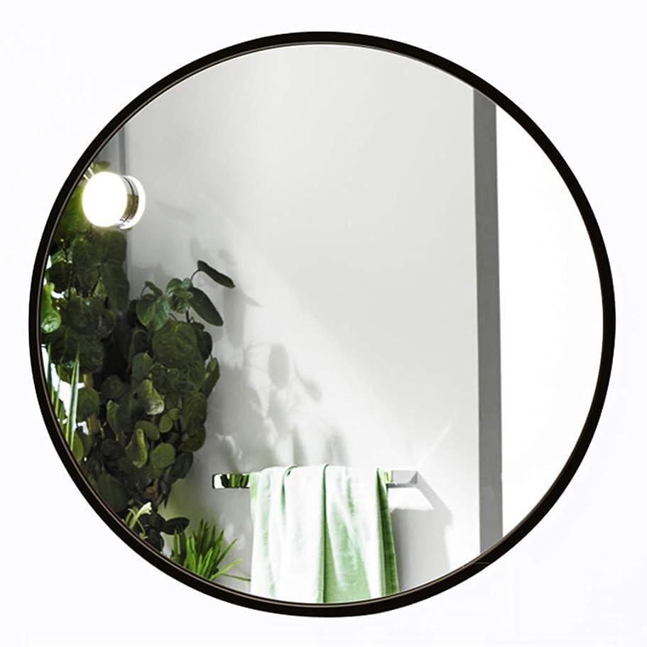 険しい仲良し議論するバスルームの鏡壁掛けバニティミラー起毛アルミバニティミラー玄関廊下リビングルーム装飾ミラー大ミラーゴールドブラック Tilting Mirror