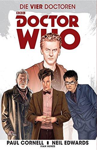 Doctor Who - Die vier Doctoren (Comic)