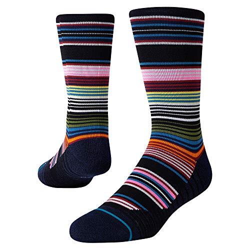 Stance Refresh Crew Socken, Schwarz Gr. Large, Schwarz