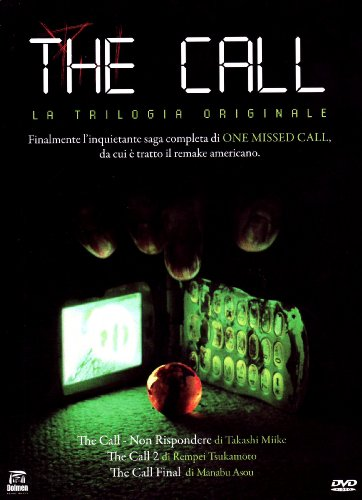 The Call Trilogia Originale (Box 3 Dvd)