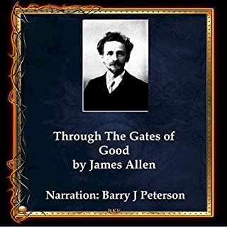 Through the Gates of Good audiobook cover art