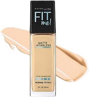Maybelline Fit Me Matte+Pore Foundation (Pump), 20 grams
