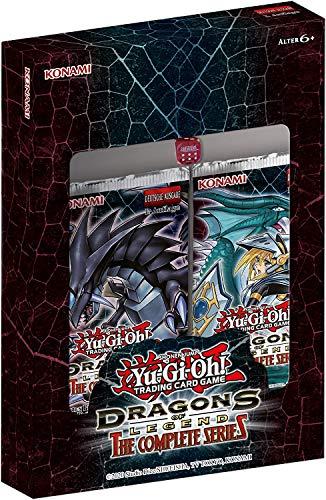 Cards Yu-Gi-Oh! Dragons of Legend: The Complete Series deutsch (1 Stück)