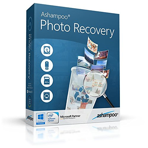 Ashampoo Photo Recovery WIN Vollversion (Product Keycard ohne Datenträger)