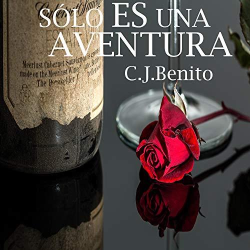 Diseño de la portada del título Sólo es una aventura