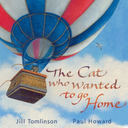 The Cat Who Wanted to Go Home  By  cover art