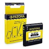 PATONA Bateria BP-6X Compatible con Nokia 8800 8801 8800 Sirocco RM-13 RM-165