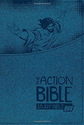 Action Study Bible ESV, The (Blue)
