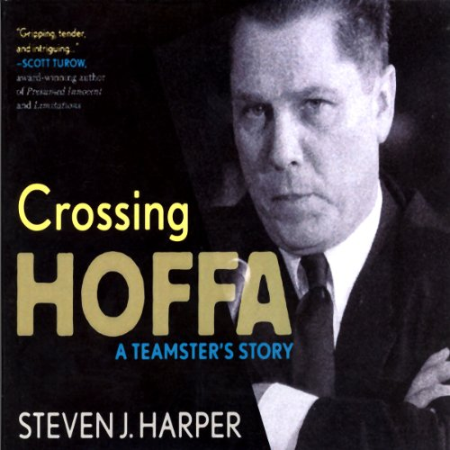 Crossing Hoffa audiobook cover art