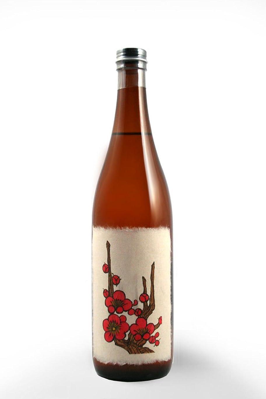 ライトニングウェーハ実験室花札の梅酒 720ml 「八木酒造/奈良」