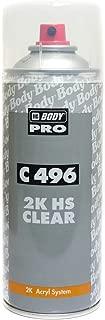 Barniz 2K Auto Clear 496 HBBody Spray 400 ml