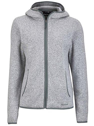 Marmot Damen Jacke Norhiem, Platinum, XL, 85400-169-6