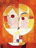 1art1 Paul Klee - Senecio, 1922 Poster Kunstdruck 80 x 60