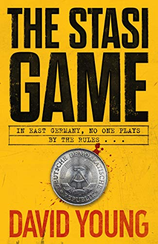 The Stasi Game by [David Young]