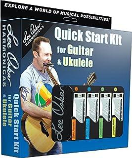 scheda lee oskar 797165 quick start kit 4 armonica a bocca