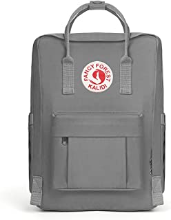 KALIDI Rucksack/Daypack Rucksack Mädchen Jungen & Kinder Damen Herren Schulrucksack mit laptopfach für 15 Zoll Notebook (G...