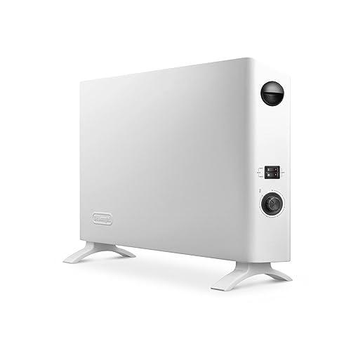 Delonghi HSX2320 HSX232 Convecteur mobile slim style Blanc/Noir