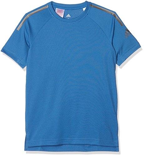 adidas Jungen Training Cool T-Shirt, Trace Royal/Black, 176