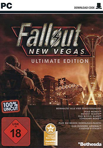 Fallout New Vegas - Ultimate Edition [Code in a Box] [PC]