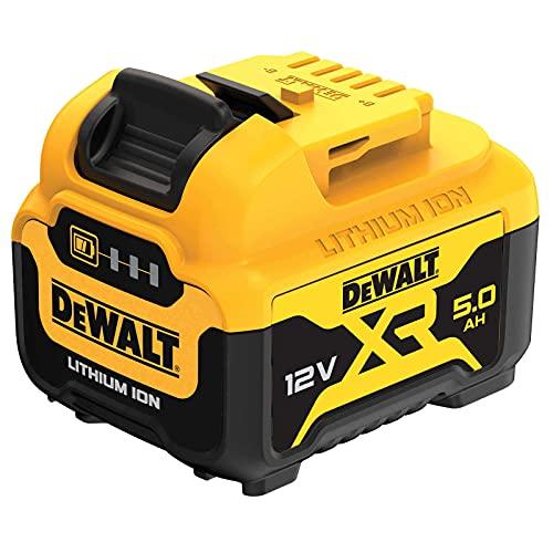 DeWALT Batteria di ricambio DCB126-XJ 12V 5Ah