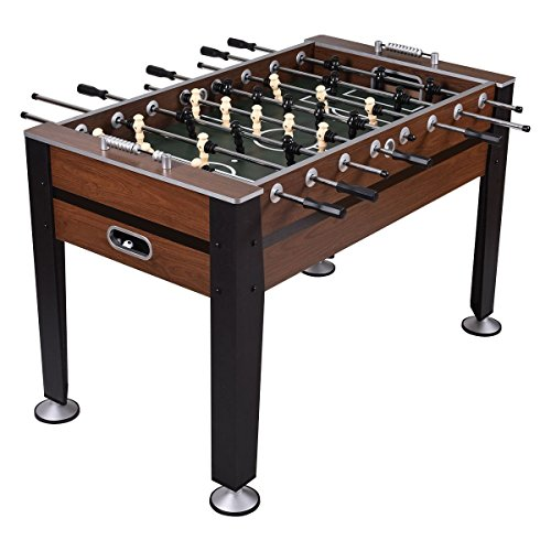 sbcg Large 54' Inch Indoor Arcade Game Foosball/Football Table for Recreation Living Room College...