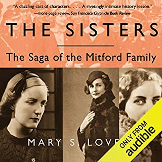 The Sisters audiobook cover art