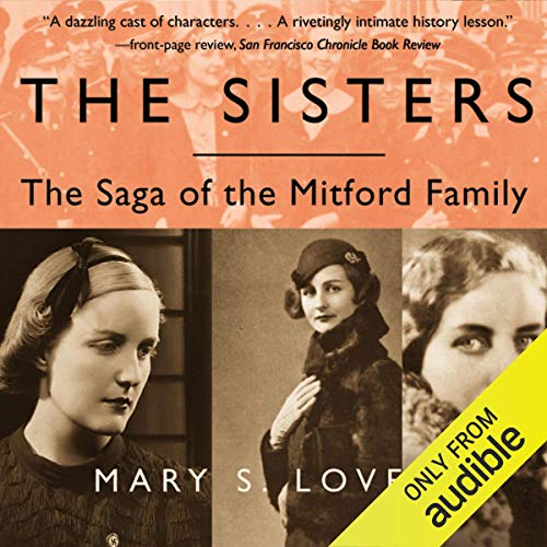 The Sisters Audiobook By Mary S. Lovell cover art